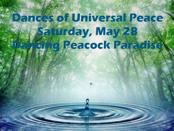 Dances of Universal Peace, May 28, 2011