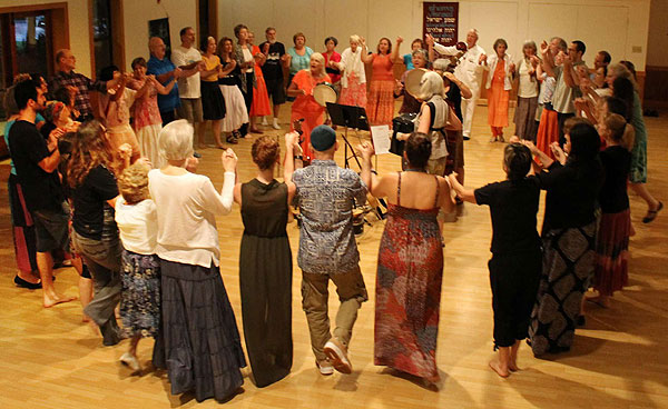 Dances of Universal Peace of 2014 July 11