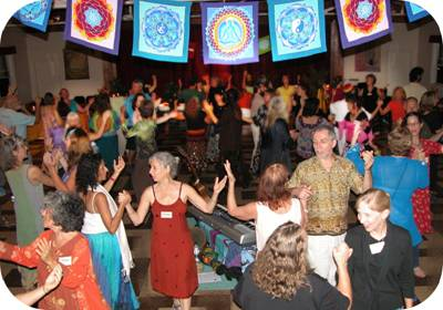 Dances of Universal Peace in Ocala