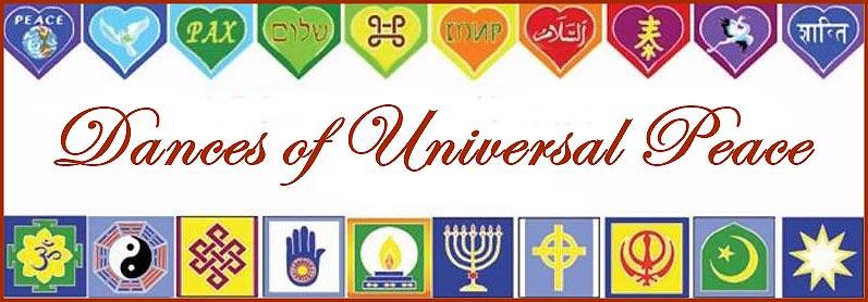 Dances of Universal Peace banner