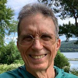 Patrick Harrigan selfie taken Aug 29 2021